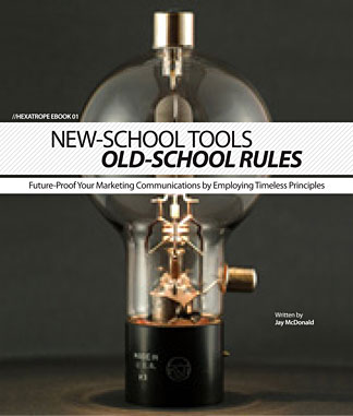 New-School Tools, Old-School rules