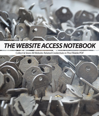 the Website Access Notebook