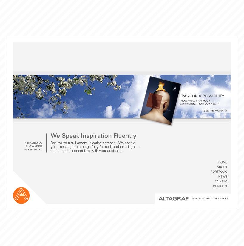 Altagraf Website