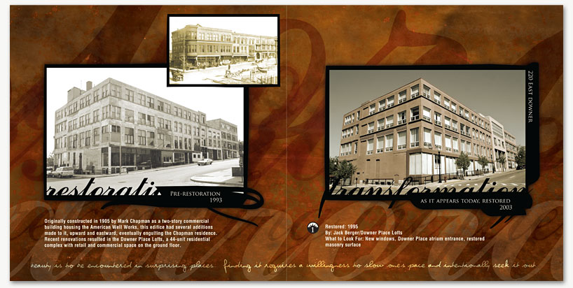 Aurora Restoration Brochure