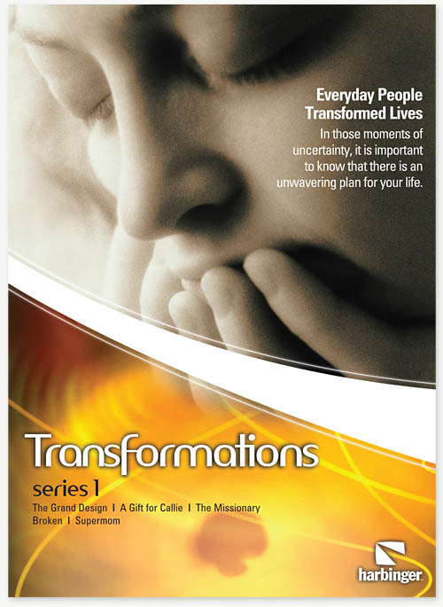 Transformations DVD Packaging