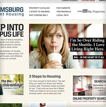 B&L Student Housing Sites