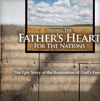 Father's Heart Branding Materials